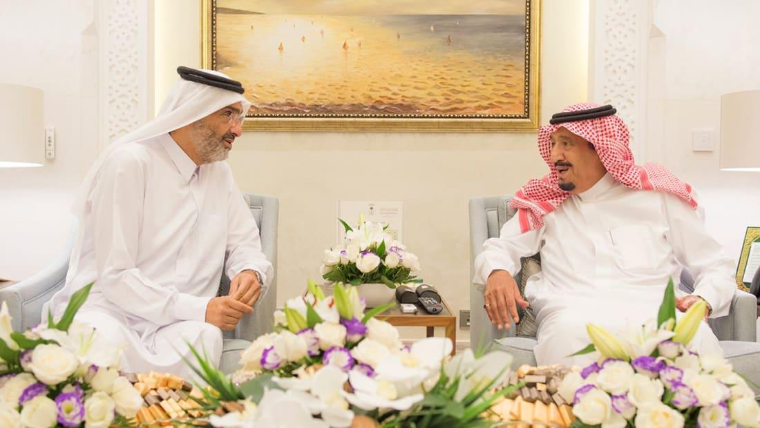 """عبدالله بن علي يدعو إلى اجتماع """"عائلي وطني"""" لمنع """"الفوضى والخراب"""" في قطر"""