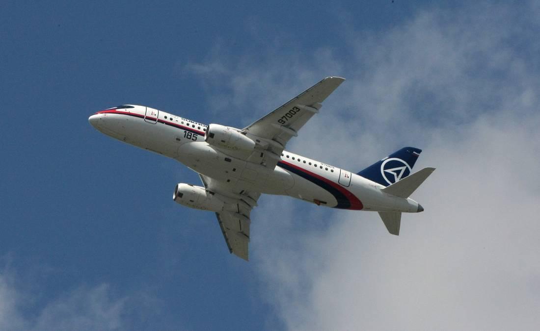 وزير روسي يؤكد عزم الجزائر شراء طائرات مدنية من بلاده