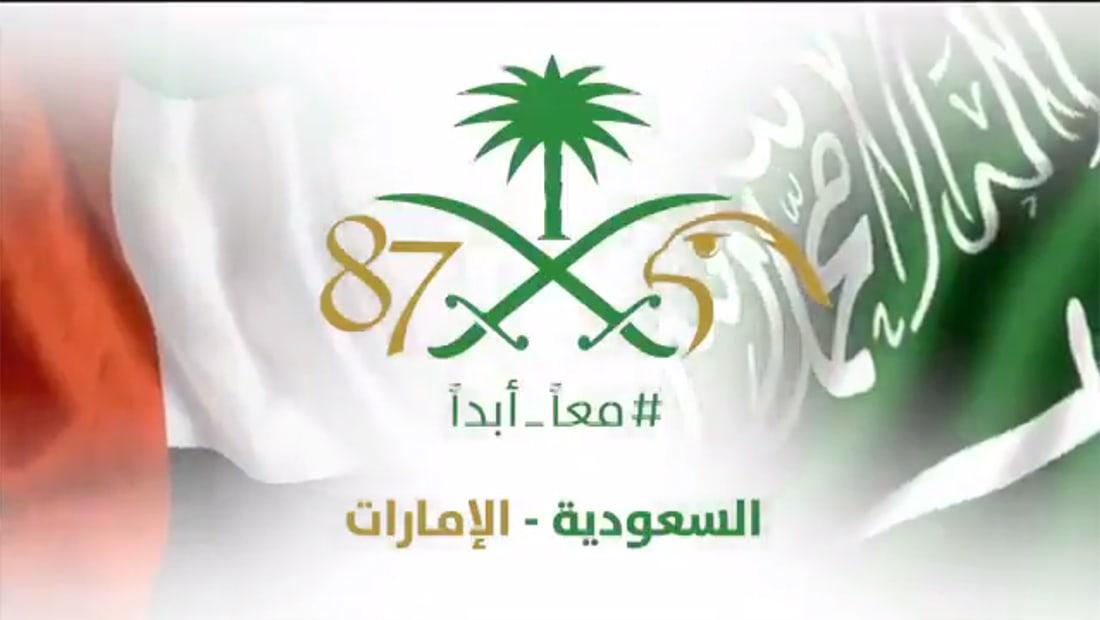 سيف بن زايد ينشر فيديو باليوم الوطني السعودي: اعيادك نعيشها ونعلق ألوانها