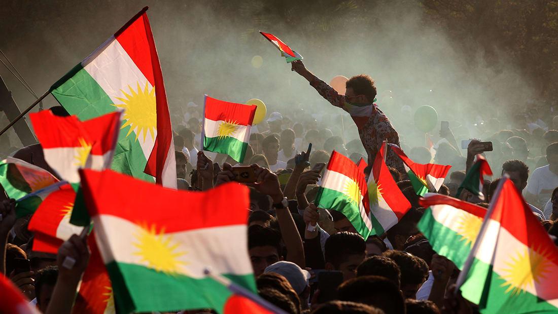 ببيان بعد لقاء الغانمي وأكار: استفتاء كردستان غير مشروع ومهدد