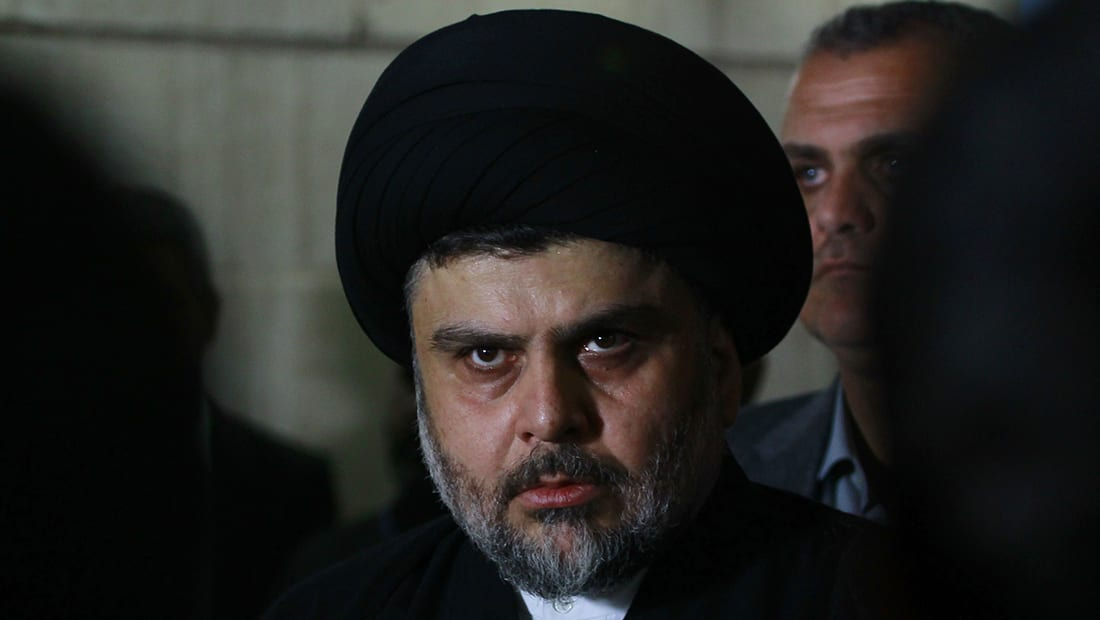 مقتدى الصدر يدعو الحكومة العراقية للسيطرة على منافذ كردستان الحدودية
