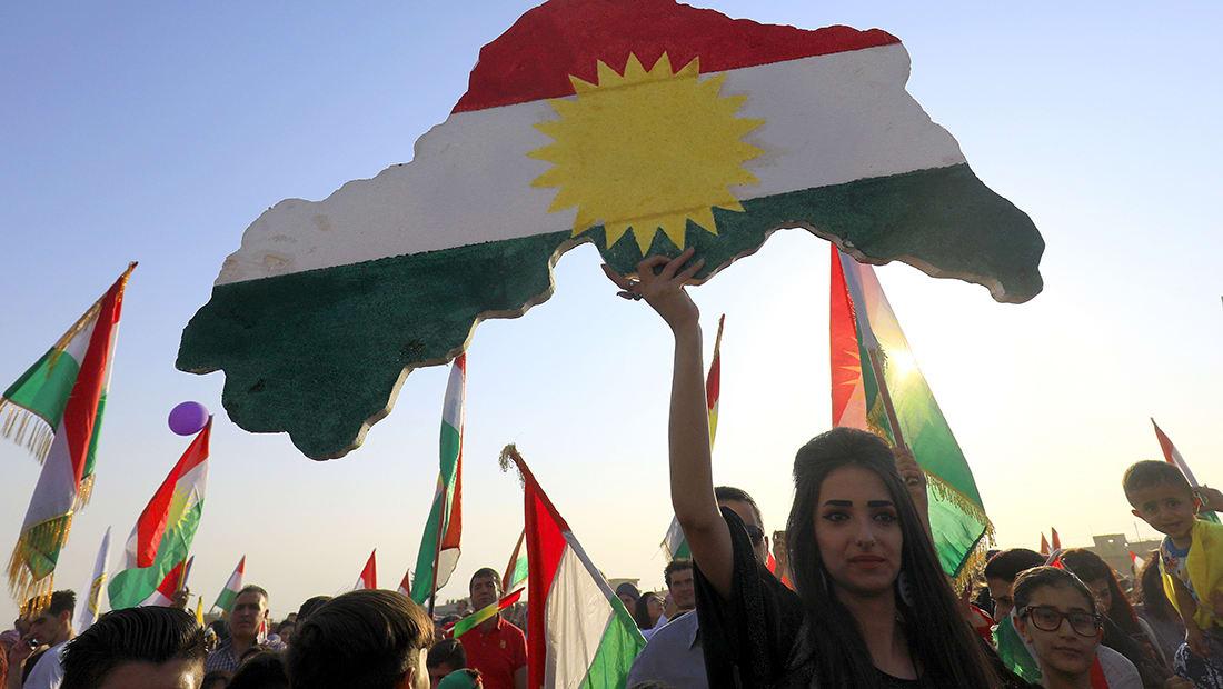 تقرير: النتائج الأولية لاستفتاء كردستان تظهر تقدما كبيرا لخيار الانفصال