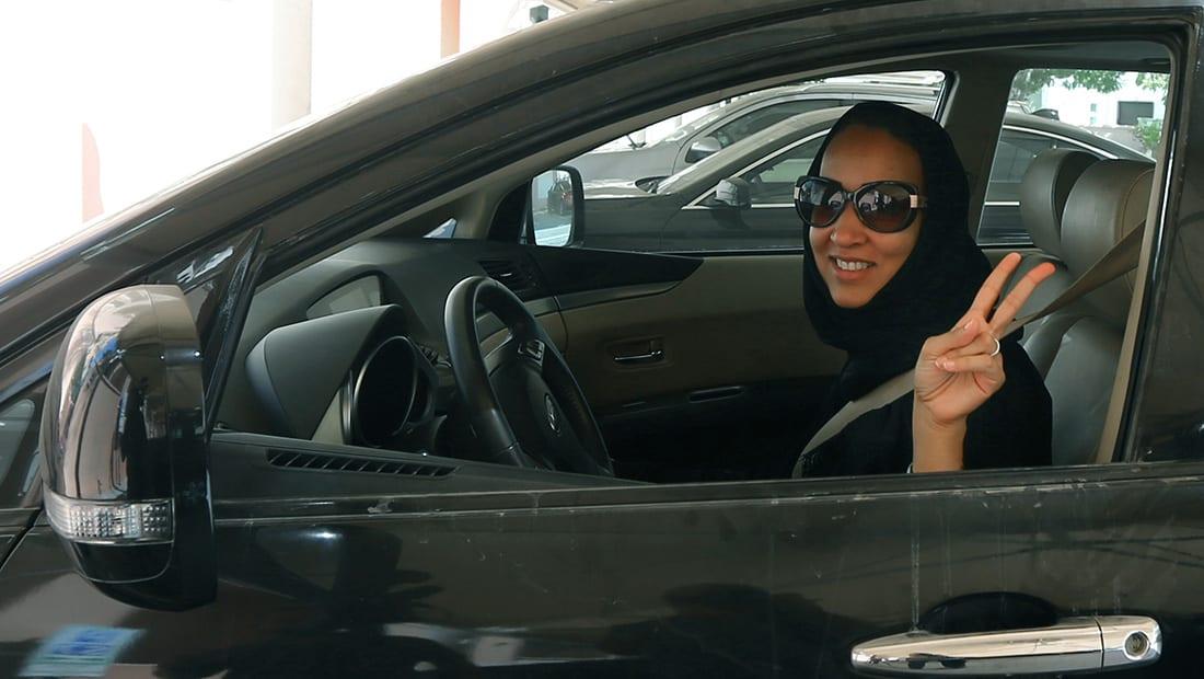"""جدل سعودي حول فرحة الناشطات بقيادة السيارات بين """"المَنّ"""" و""""النضال"""""""