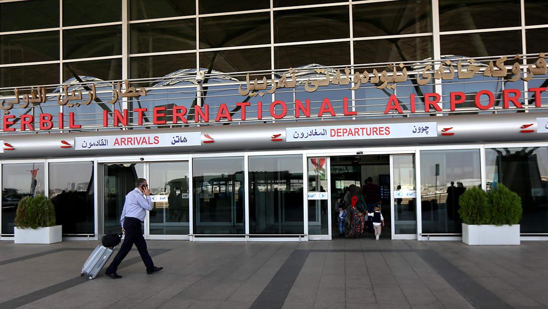 """كردستان: إلغاء الطيران بأربيل والسليمانية """"حصار وعقاب جماعي"""""""