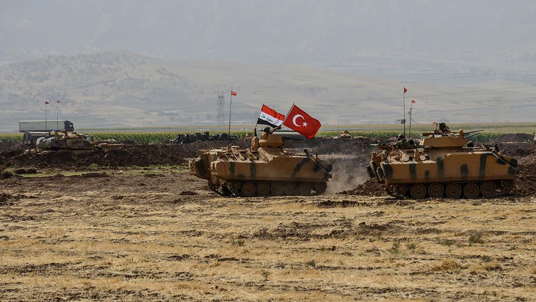 تواصل المناورات بين تركيا والعراق.. وأردوغان: إدارة كردستان ستدفع ثمن الاستفتاء