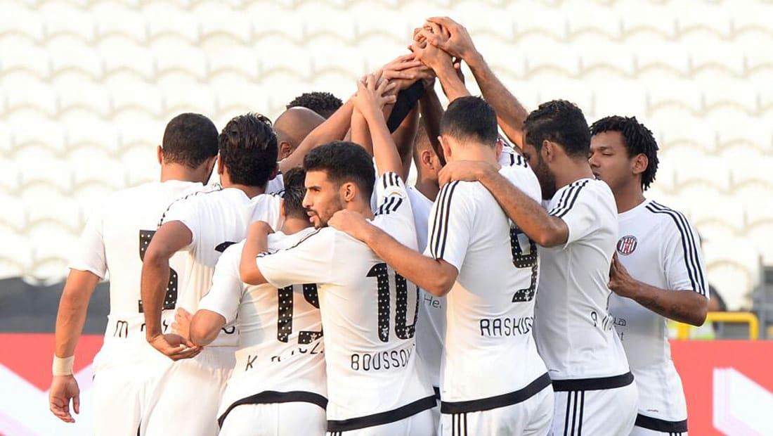 """الجزيرة الإماراتي يعلن وصول لاعبه """"المحتجز"""" لأبوظبي: ممارسات قطر إرهابية"""