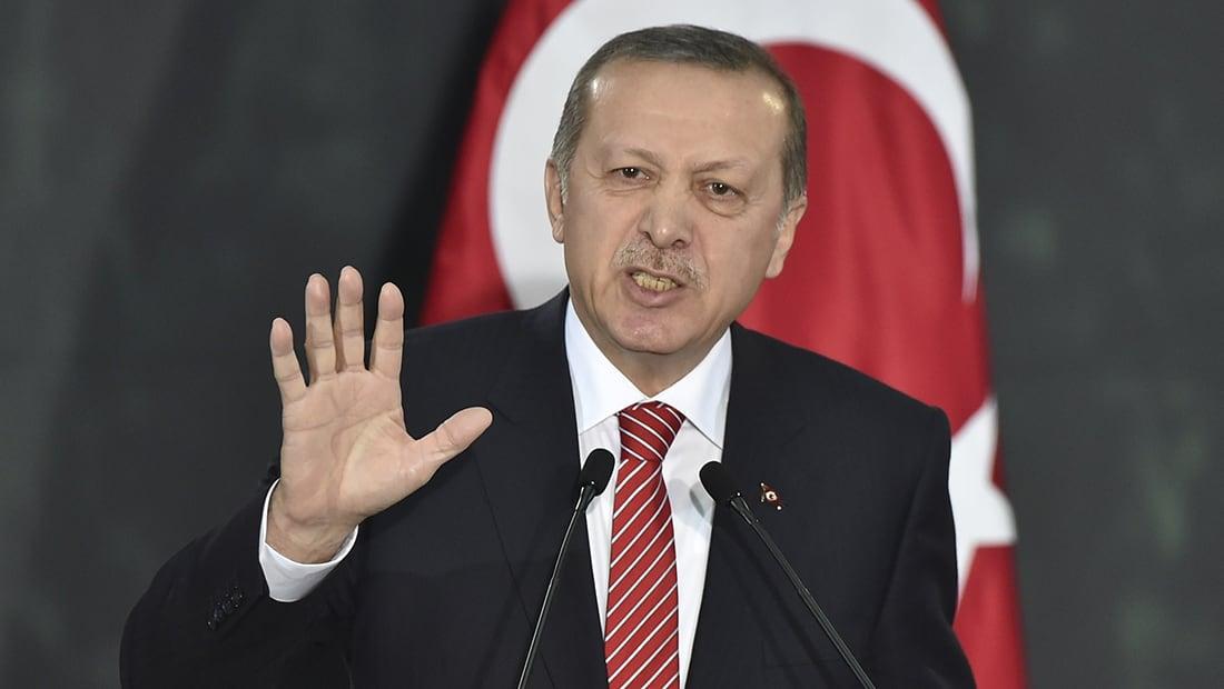 أردوغان: لا نعتبر سفير أمريكا ممثلا لبلاده بتركيا