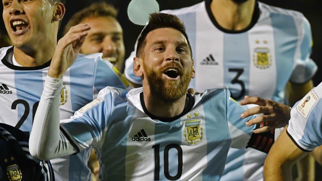 خمسة مكاسب معنوية حصدها ليونيل ميسي من قيادة الأرجنتين إلى كأس العالم 2018