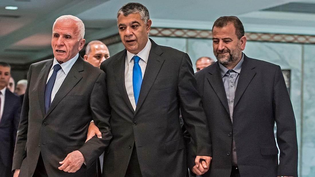 هنية يشكر وزير مخابرات مصر: مستعدون للتطبيق الأمين لاتفاق المصالحة