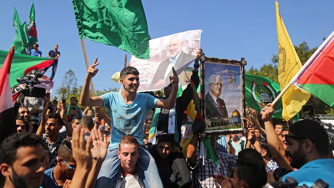 الخارجية الأمريكية عن المصالحة الفلسطينية: مهم لإيصال المعونة الإنسانية لغزة