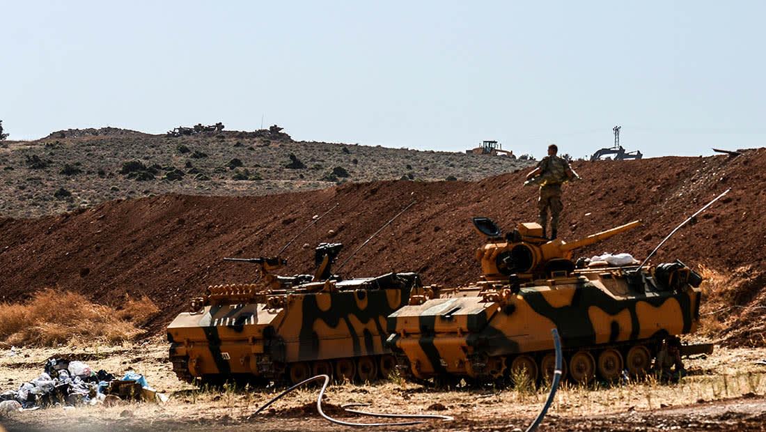 النظام السوري يطالب بخروج القوات التركية من إدلب: ليس لها علاقة باتفاق أستانا