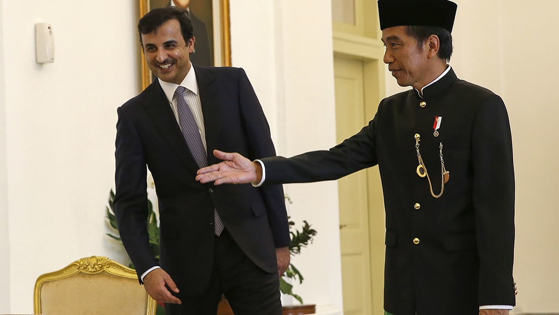 أمير قطر عن الأزمة الخليجية: كلنا إخوان.. وكلنا خاسرون
