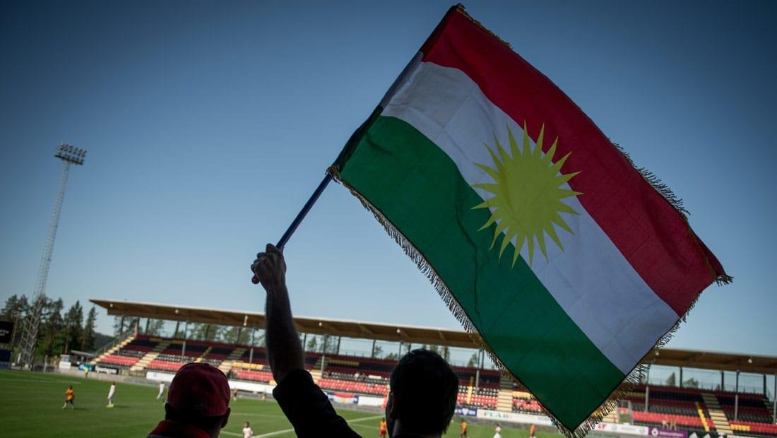 مهاجرون في السويد ينشؤون فريقا ليوحد الأكراد ويواجه الأندية التركية