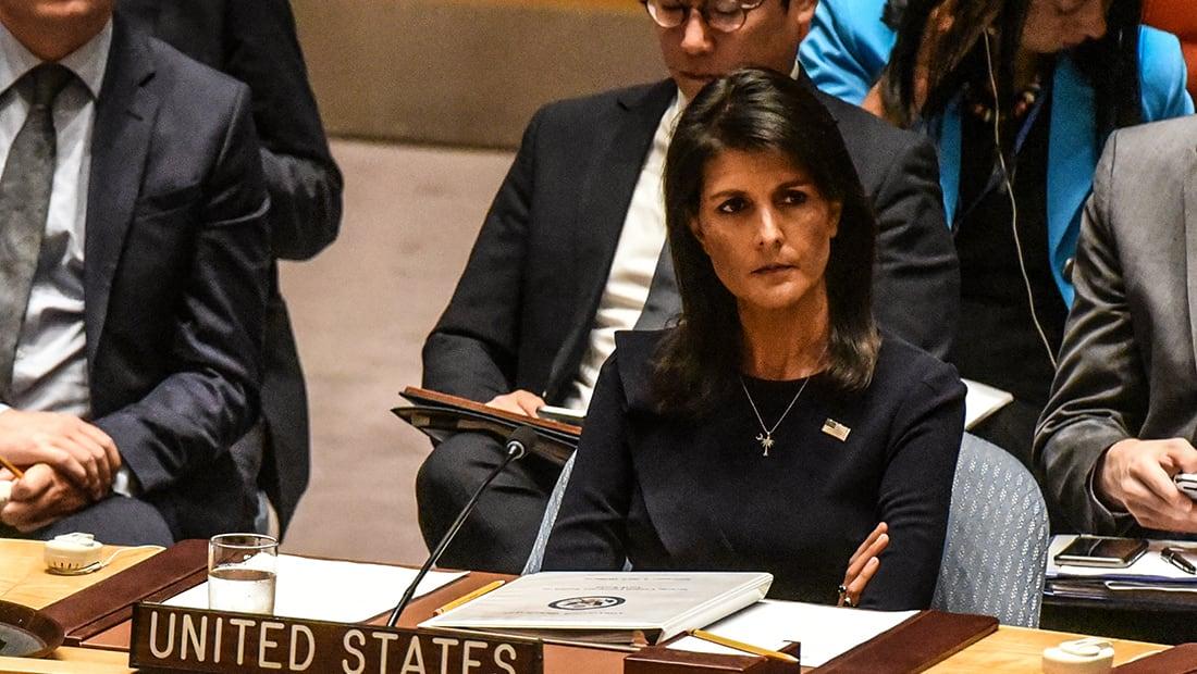 سفيرة أمريكا بالأمم المتحدة تحذر: المتطرفون سينتهزون الفرص بأفريقيا