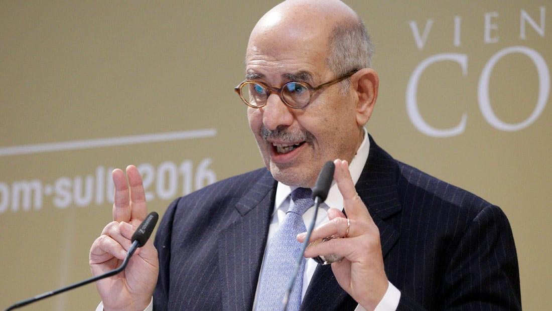 ماذا قال البرادعي عن تصريحات السيسي حول حقوق الإنسان في مصر؟