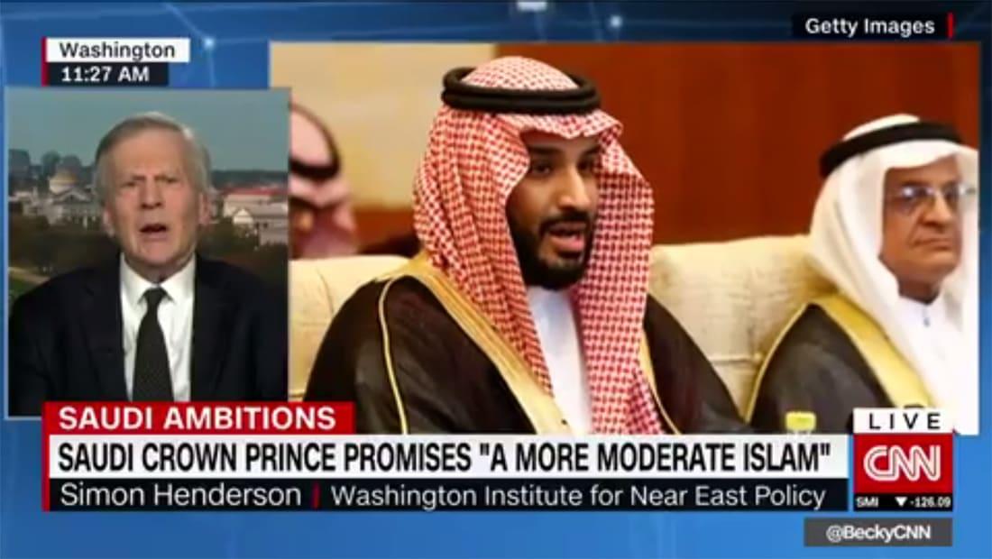 محلل لـCNN: حديث محمد بن سلمان عن الإسلام بالسعودية تحد هذه صعوباته