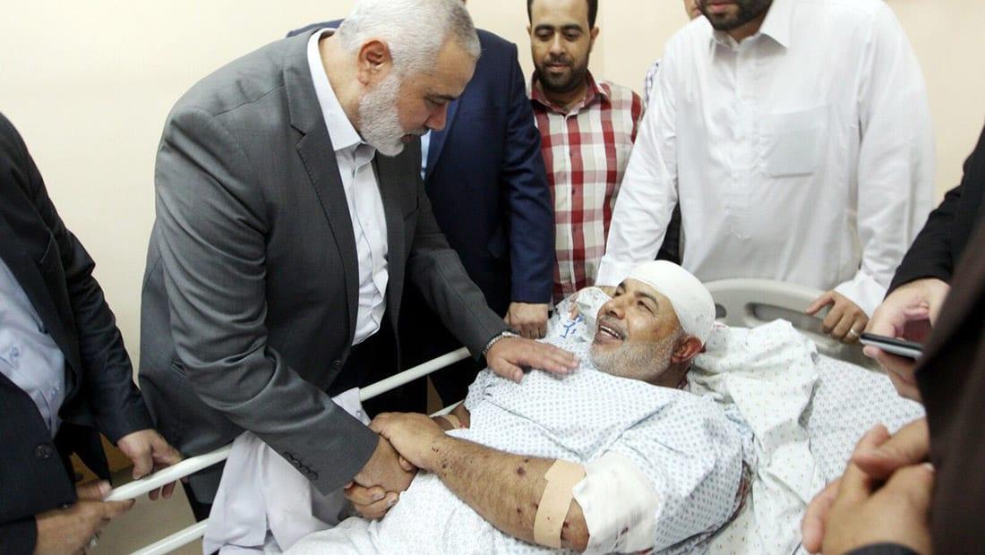 """حماس تتهم """"أعداء الوطن"""" بمحاولة اغتيال أبونعيم.. وتشكر المخابرات المصرية"""