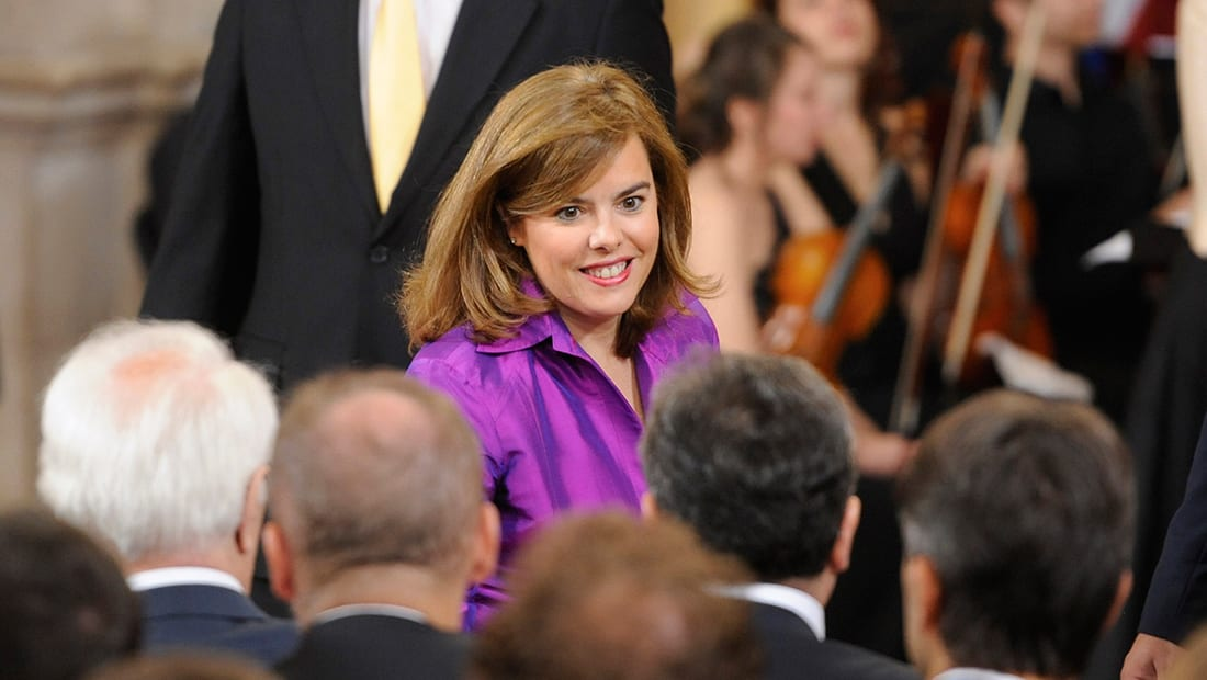 أمر ملكي إسباني يفوض نائب رئيس الوزراء لإدارة كتالونيا