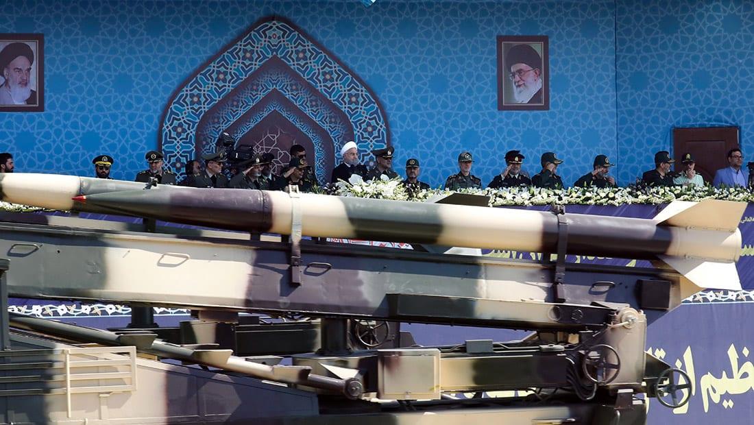 روحاني يتعهد بمواصلة إنتاج الصواريخ.. ويتهم أمريكا بإثارة الفوضى بالمنطقة
