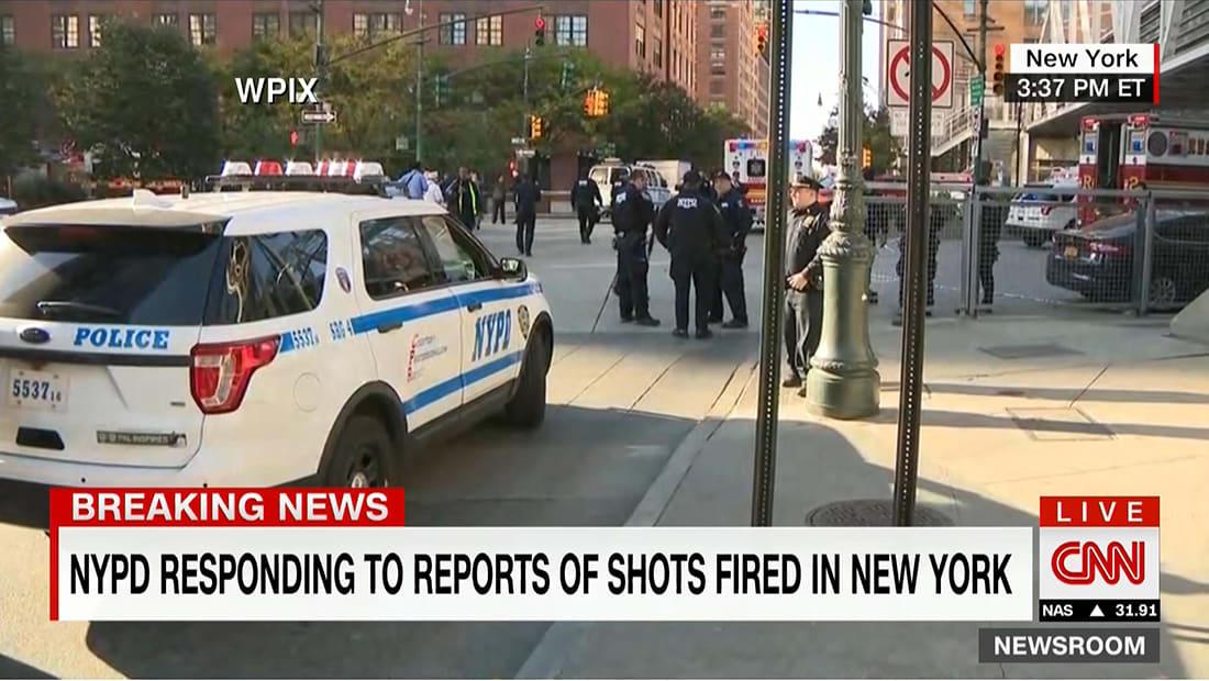 مصادر بالشرطة الأمريكية: قتلى بحادث الدهس بنيويورك والأمن أطلق النار على السائق