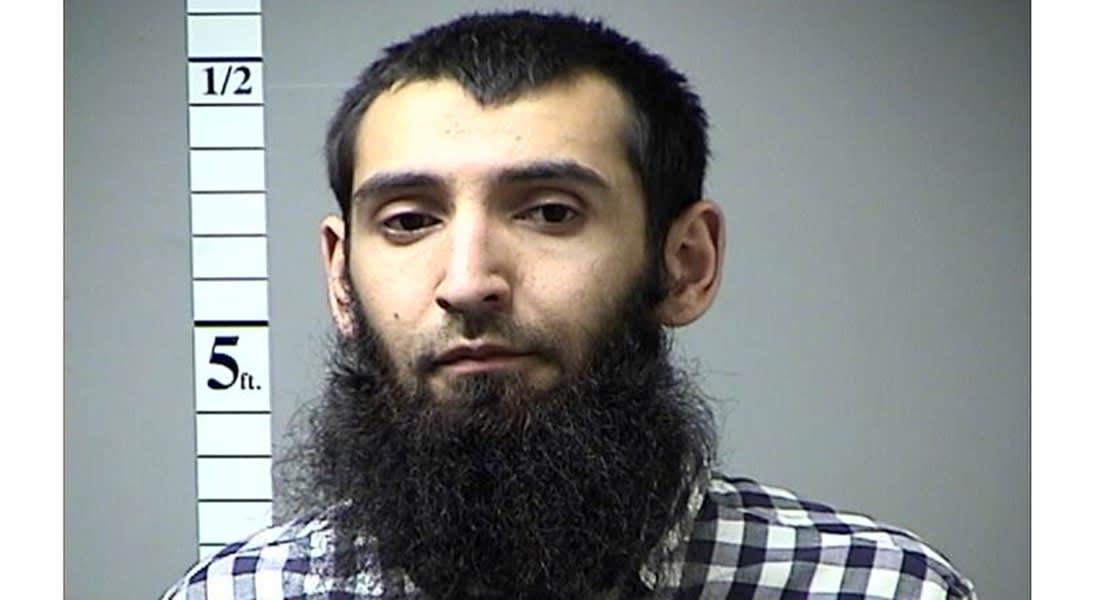ماذا نعرف عن سيف الله الأوزبكي منفذ هجوم نيويورك وصلته بداعش؟
