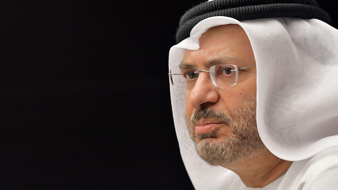 """قرقاش عن """"أوراق بن لادن"""": أزمة قطر هي عن التطرف والإرهاب"""