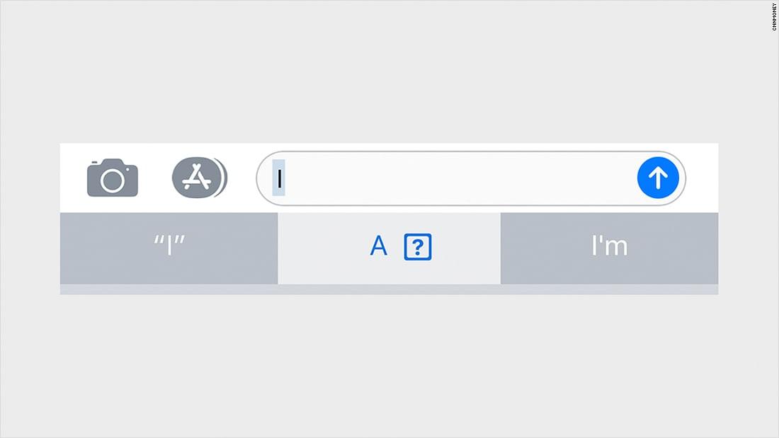 """طفرة في تحديث """"آبل"""" تحوّل """"i"""" إلى """"A"""" أو""""؟"""""""