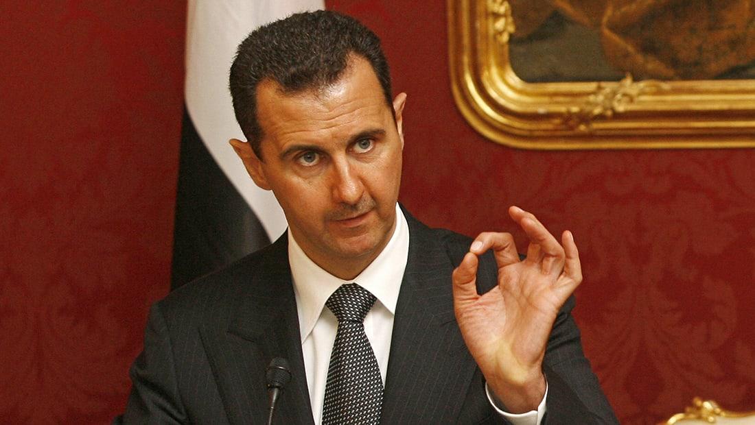 بشار الأسد: التصعيد ضد إيران لا يُفصل عن تقهقر الإرهاب بسوريا والعراق