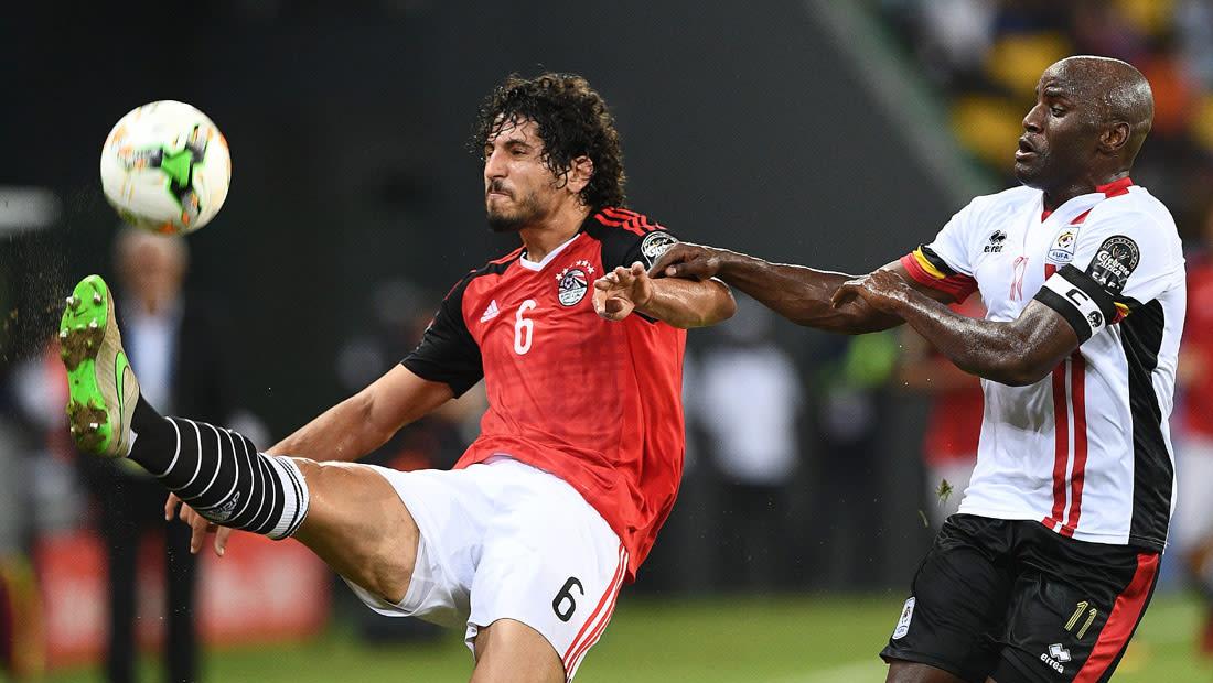 ستة لاعبين عرب في التشكيلة المثالية للتصفيات الأفريقية المؤهلة لكأس العالم 2018