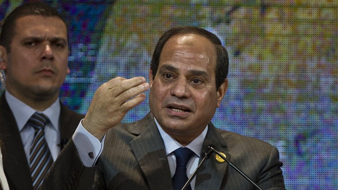 رئاسة مصر: ندعم الجيوش الوطنية وليس الميليشيات ونقف ضد الحلول العسكرية