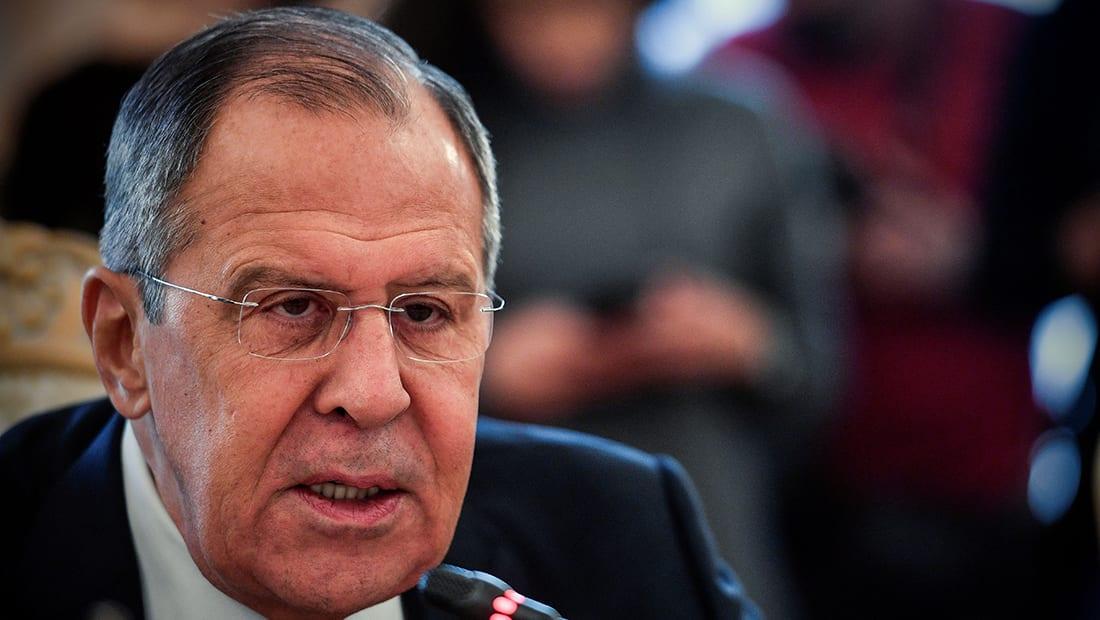 لافروف: روسيا لم تتعهد بضمان خروج القوات الموالية لإيران من سوريا
