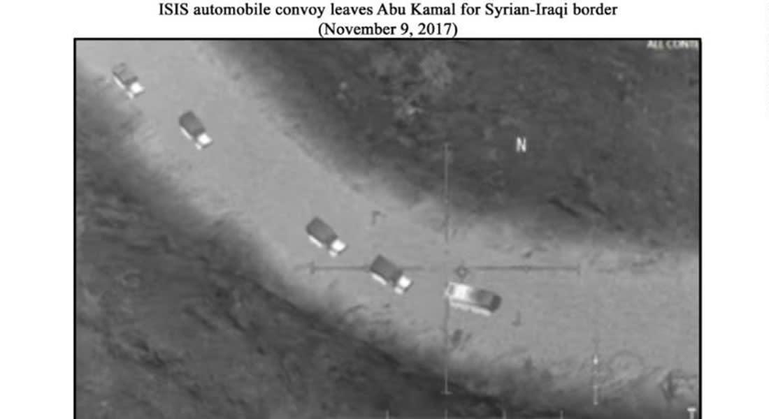روسيا تتهم أمريكا بدعم داعش بصور مزيفة من العراق وألعاب فيديو