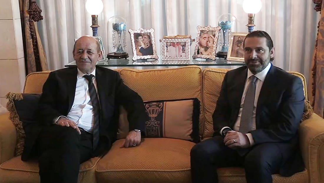 الرئاسة الفرنسية: أسرة الحريري سترافقه إلى الإليزيه