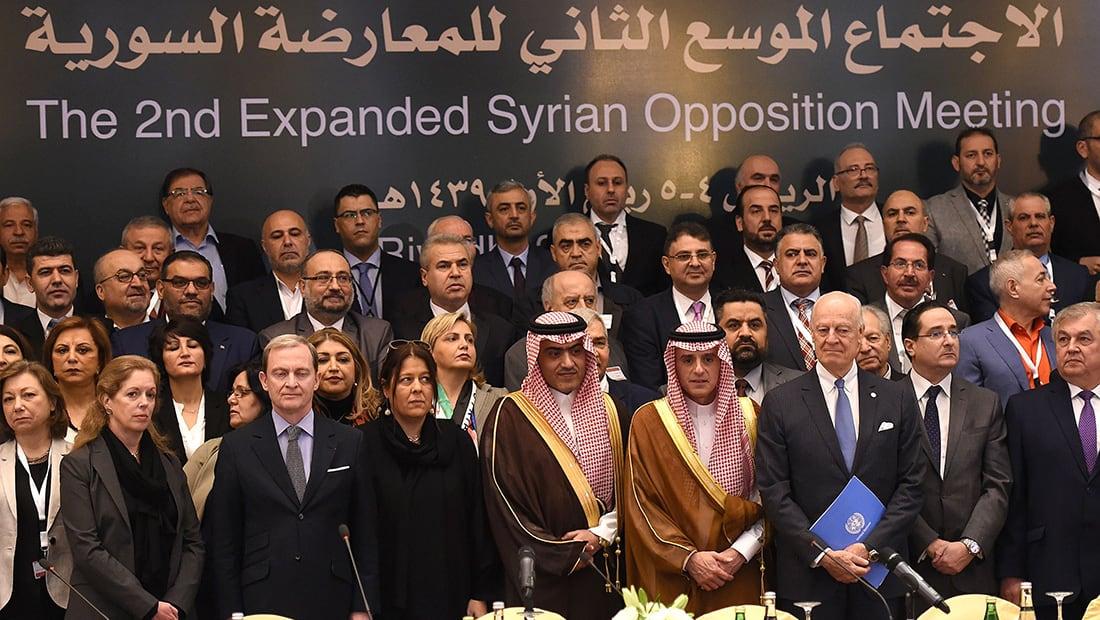 المعارضة السورية: لا مكان للأسد بالمرحلة الانتقالية.. وشعبان: مستعدون للحوار مع من يؤمن بالحل السياسي