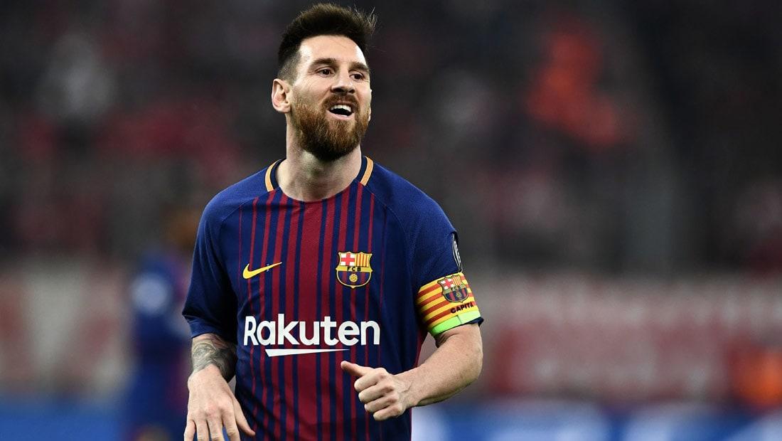 برشلونة يجدد عقد ميسي حتى 2021 بشرط جزائي بلغ 700 مليون يورو