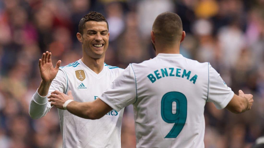 ريال مدريد يفوز دون إقناع على ملقا ويقلص الفارق مؤقتا مع برشلونة