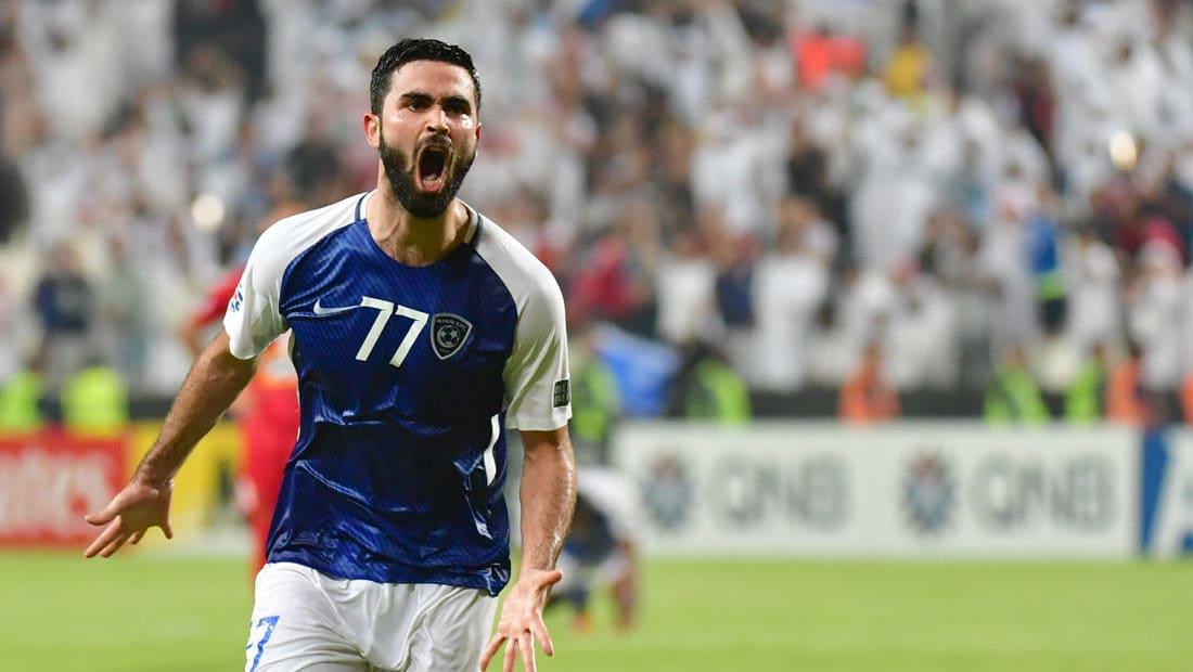 عمر خريبين أول سوري يفوز بجائزة أفضل لاعب في آسيا