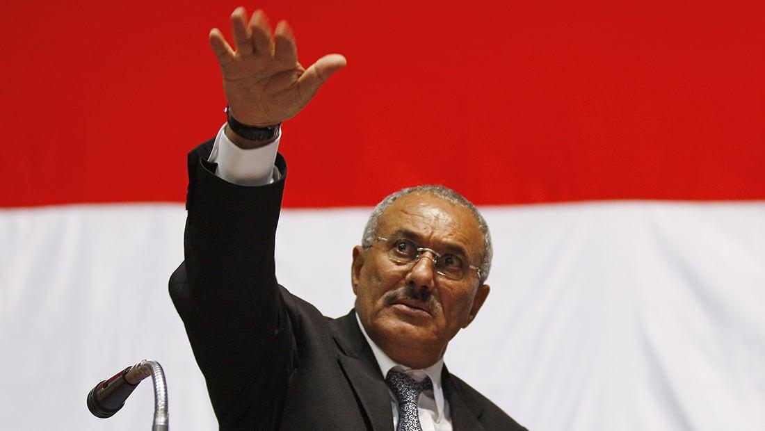 الداخلية اليمنية التي يسيطر عليها الحوثيون تعلن مقتل علي عبدالله صالح