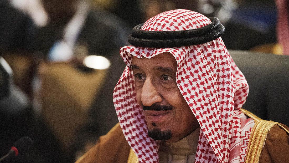 الملك سلمان لترامب: أي إعلان أمريكي حول القدس قبل تسوية خطوة خطيرة