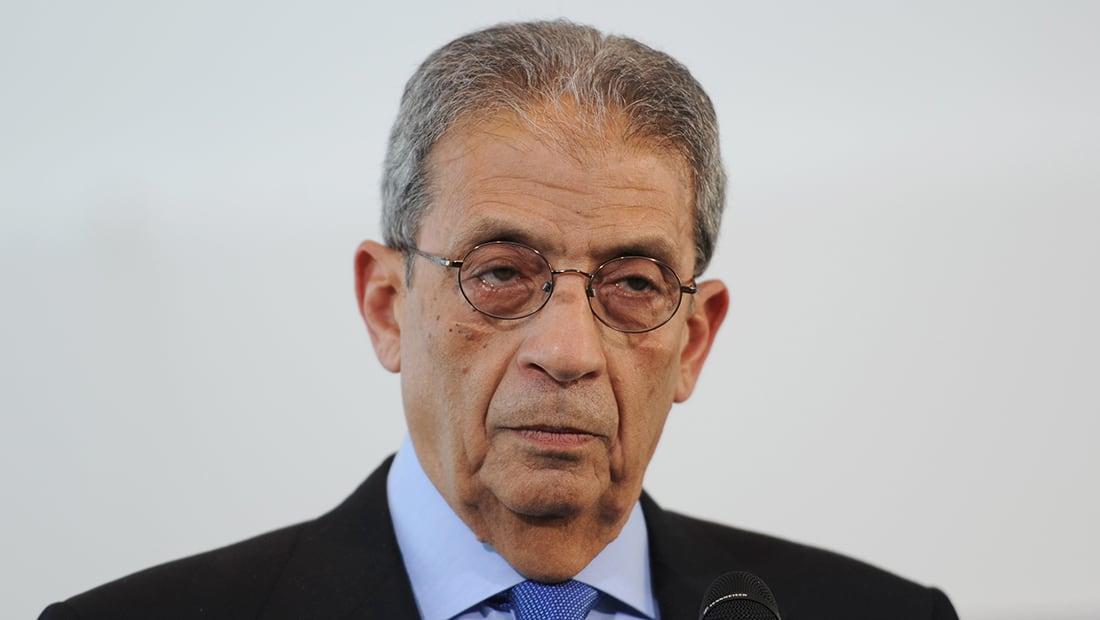 عمرو موسى يعدد لـCNN تداعيات قرار ترامب حول القدس