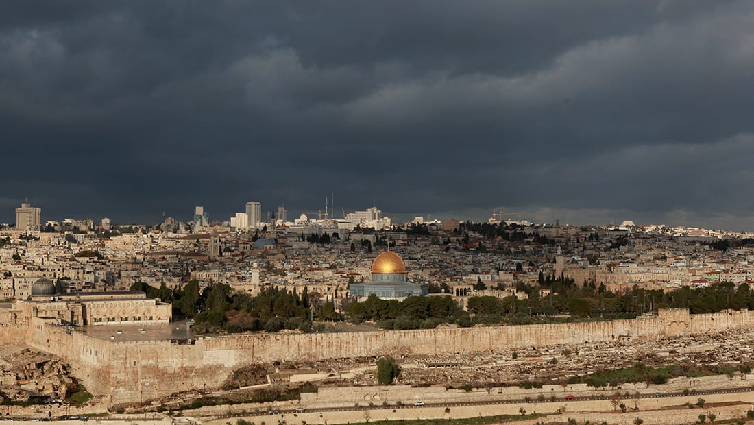 التشيك تنضم لأمريكا وتعترف بالقدس عاصمة لإسرائيل حاليا وللدولة الفلسطينية المستقبلية