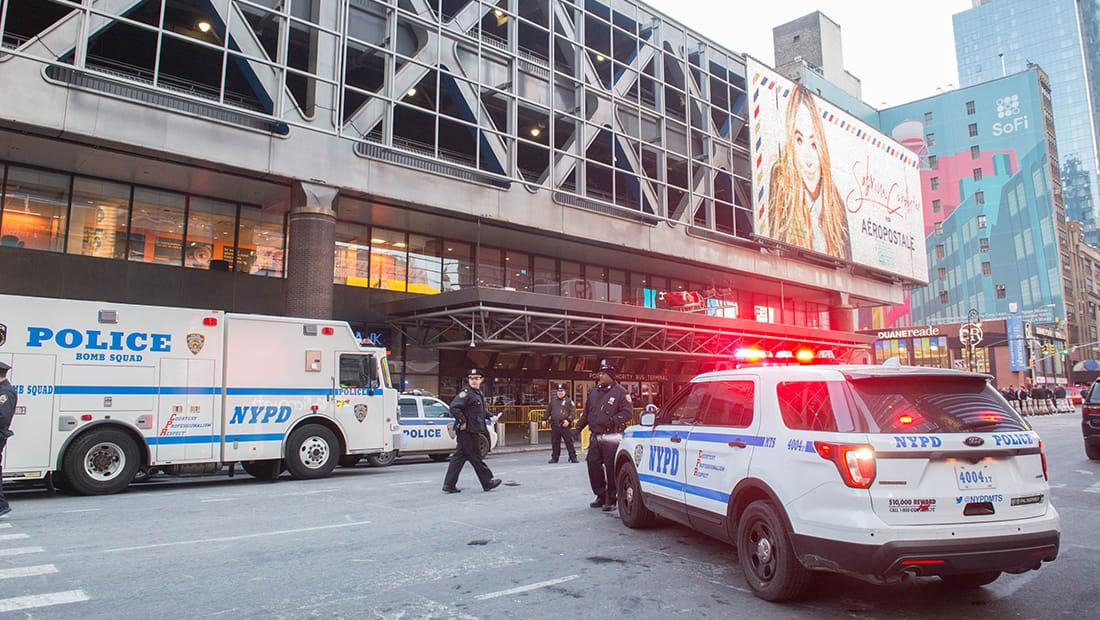 مصادر: قنبلة نيويورك انفجرت لخلل أو قبل الموعد المحدد للخطة