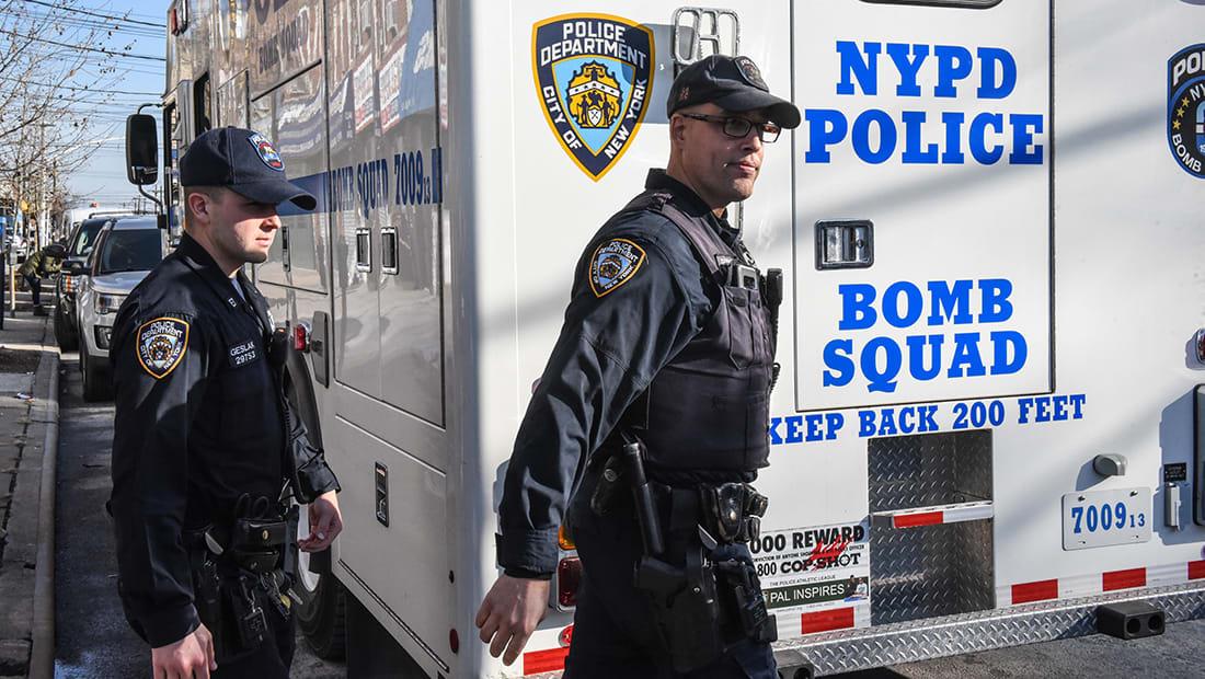 مصدر: المشتبه به بتفجير نيويورك أعلن ولائه لداعش