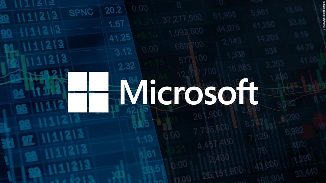 """قيمة """"مايكروسوفت"""" قد تبلغ تريليون دولار عمّا قريب"""