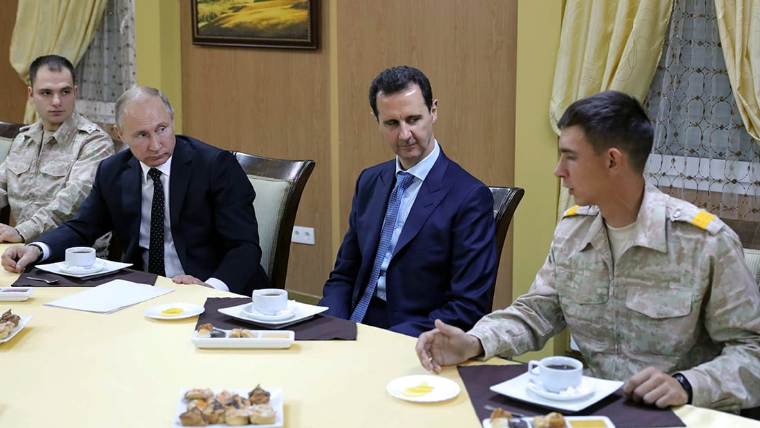 تركيا: خلق انطباع بانسحاب روسيا من سوريا غير واقعي