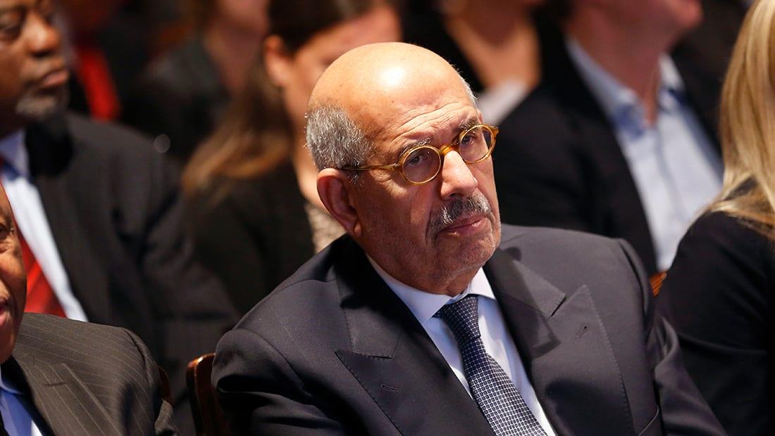 البرادعي: أتوقع نصرا باليمن مماثلا للنصر بسوريا بعد قناعة أن الحل السياسي هو الوحيد