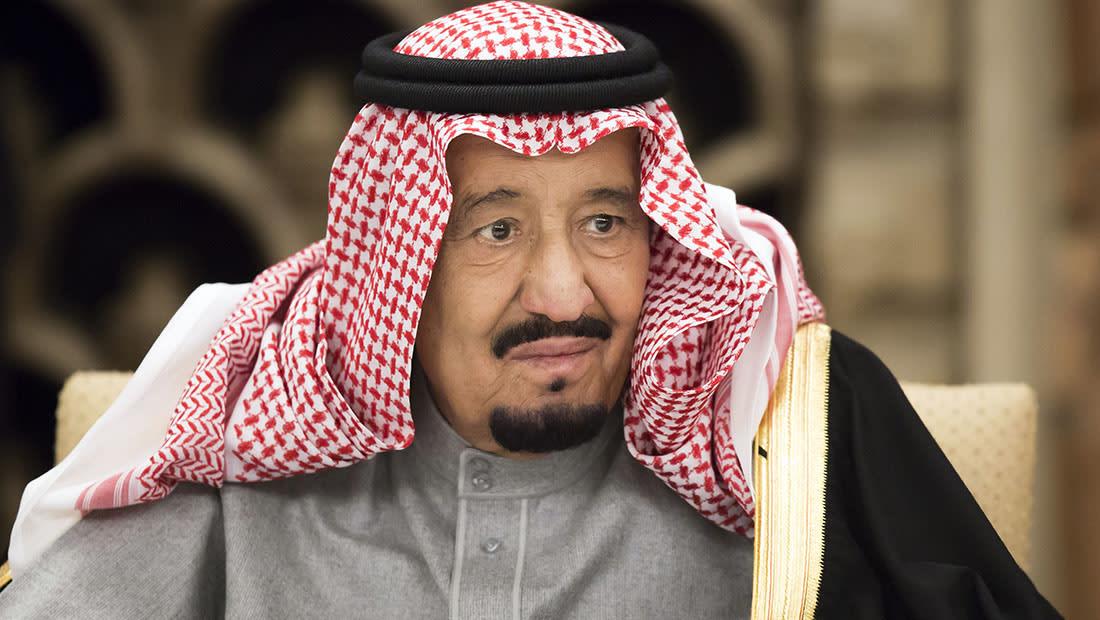 الملك سلمان: القرار الأمريكي انحياز ضد حقوق الشعب الفلسطيني
