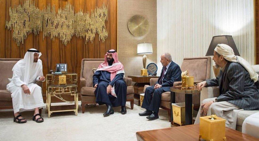 لقاء بن سلمان وبن زايد بقيادة الإصلاح.. هل تُفتح صفحة جديدة باليمن؟