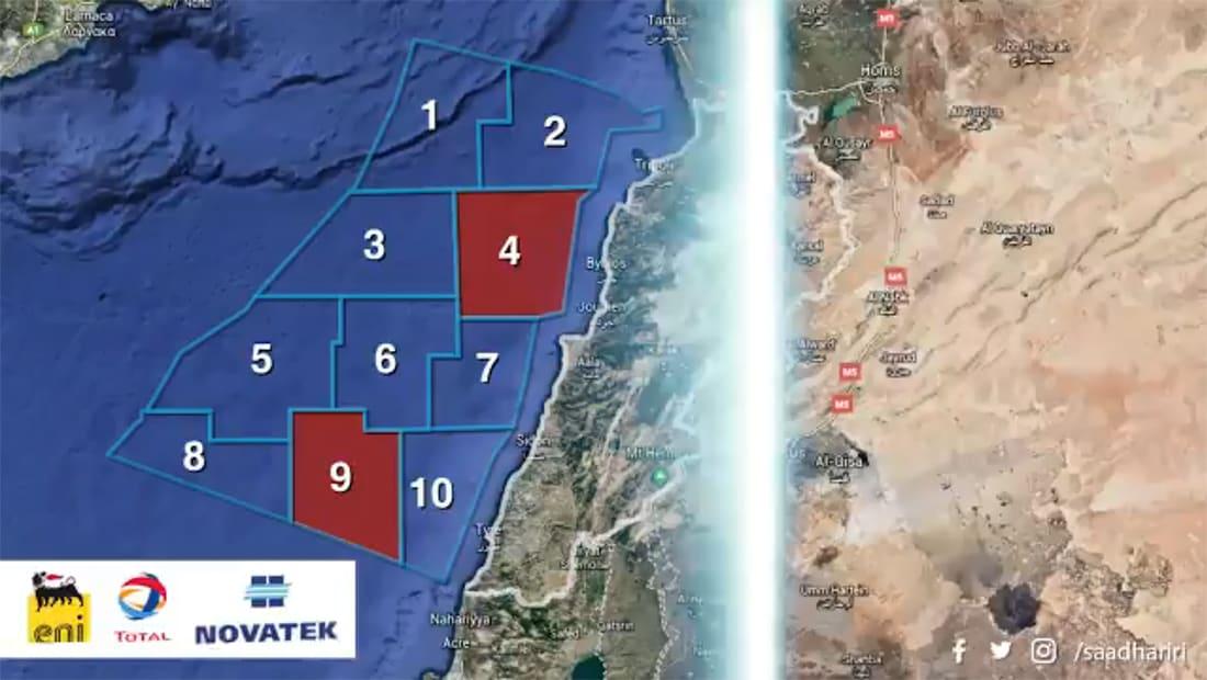 الحريري مباركا: لبنان بلد نفطي.. وباسيل: يعني مستقل