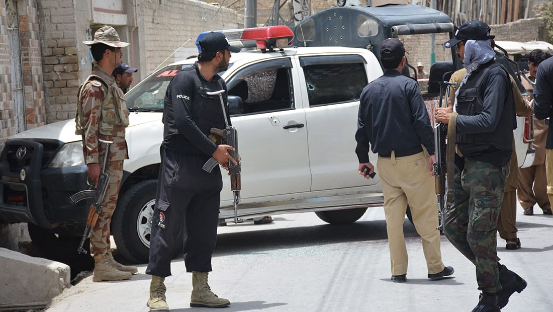 باكستان: 4 قتلى بهجوم انتحاري استهدف كنيسة بقداس الأحد